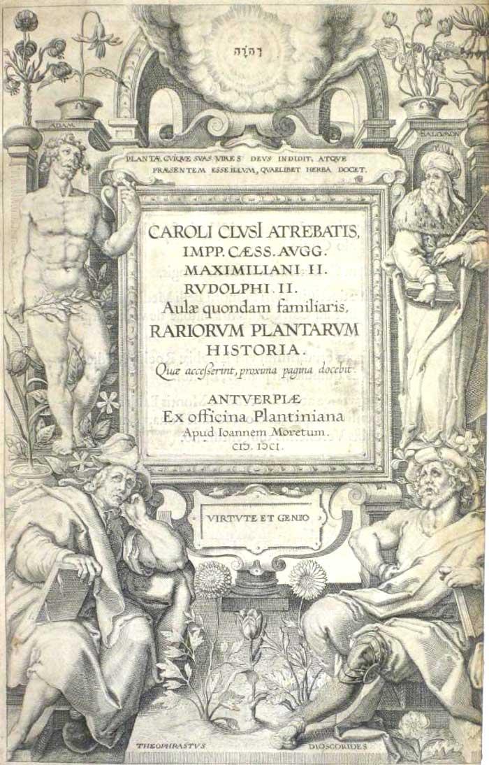 Carolus Clusius1